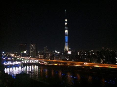 東京ホタル2013