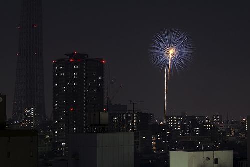墨田川花火大会